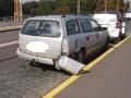 Unfallgutachter Mai - Schadenaufnahme am Unfallort