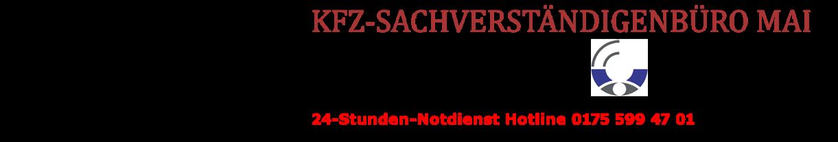 Kfz-Sachverständigenbüro Mai
